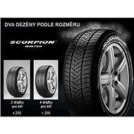 Pirelli SCORPION WINTER 255/60 R18 112 H zimní - Zimní pneu