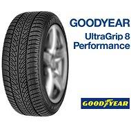 Goodyear UG8 PERFORMANCE 255/60 R18 108 H zimní - Zimní pneu