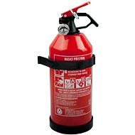 Fire extinguisher 1 kg powder, CZ production - Fire Extinguisher