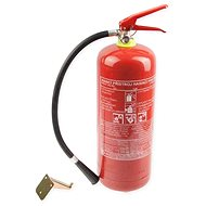 Fire extinguisher 6kg CZ powder + REVISION - Fire Extinguisher