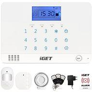 iGET SECURITY M3B bezdrátový GSM alarm - Alarm