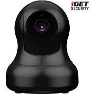 iGET SECURITY EP15 - WiFi rotační IP FullHD kamera pro alarm iGET M4 a M5-4G