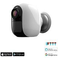 iQ-Tech Smartlife WC012, venkovní Smart Wi-Fi IP kamera bateriová, IP66