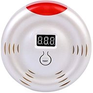 iQtech SmartLife Senzor teploty a vlhkosti se sirénou, SR02W, Wi-Fi - Detektor plynů
