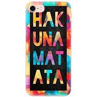 iSaprio Hakuna Matata 01 pro iPhone 7 / 8