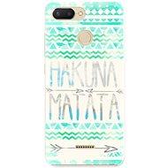 iSaprio Hakuna Matata Green pro Xiaomi Redmi 6 - Kryt na mobil