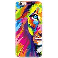 iSaprio Rainbow Lion pro iPhone 6 Plus