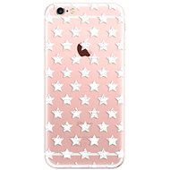 iSaprio Stars Pattern - white pro iPhone 6 Plus