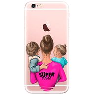 iSaprio Super Mama - Boy and Girl pro iPhone 6 Plus