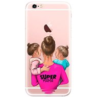 iSaprio Super Mama - Two Girls pro iPhone 6 Plus