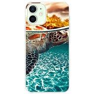 iSaprio Turtle 01 pro iPhone 12 mini