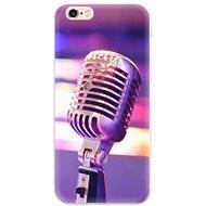iSaprio Vintage Microphone pro iPhone 6 Plus
