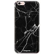 iSaprio Black Marble pro iPhone 6 Plus - Kryt na mobil