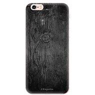iSaprio Black Wood pro iPhone 6 Plus - Kryt na mobil