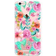 iSaprio Flower Pattern 01 pro iPhone 6 Plus - Kryt na mobil