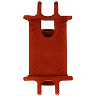 iWill Motorcycle and Bicycle Phone Holder, Red - Mobile Phone Holder