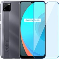 iWill Anti-Blue Light Tempered Glass pro Realme C11 - Ochranné sklo