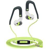 Sennheiser OCX 686i Sports zelená - Sluchátka s mikrofonem