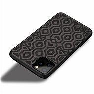 MoFi Anti-slip Back Case Irregular iPhone 11 Černé