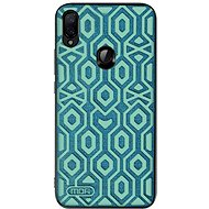 MoFi Anti-slip Back Case Irregular Samsung Galaxy A40 Zelené