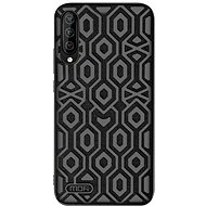 MoFi Anti-slip Back Case Irregular Samsung Galaxy A50 Černé