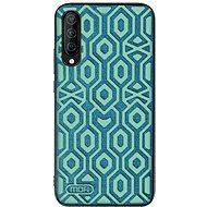 MoFi Anti-slip Back Case Irregular Samsung Galaxy A50 Zelené
