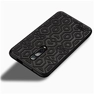 MoFi Anti-slip Back Case Irregular Xiaomi Mi 9T / 9T Pro Černé - Kryt na mobil