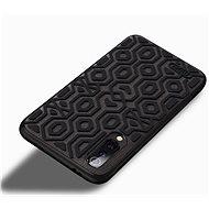 MoFi Anti-slip Back Case Irregular Xiaomi Mi A3 Černé - Kryt na mobil