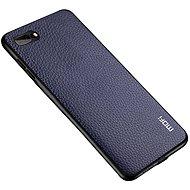 MoFi Litchi PU Leather Case iPhone 7 / 8 / SE 2020 Modré - Kryt na mobil