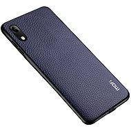 Kryt na mobil MoFi Litchi PU Leather Case Samsung Galaxy A10 Modré