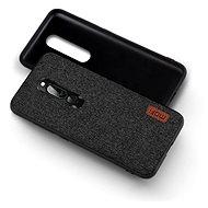 MoFi Fabric Back Cover Xiaomi Redmi 8 Černé - Kryt na mobil