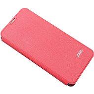 MoFi Flip Case Xiaomi Redmi 8A Červené - Pouzdro na mobil