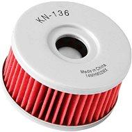 K&N Olejový filtr KN-136