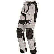 AYRTON Mig, černo-šedé - Kalhoty na motorku