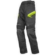 AYRTON Brock, černá/fluorescentní - Kalhoty na motorku