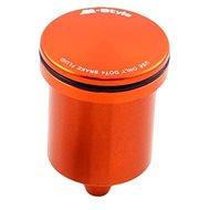 M-Style nádobka 205 na brzdovou kapalinu - oranžová - Nádobka na brzdovou kapalinu