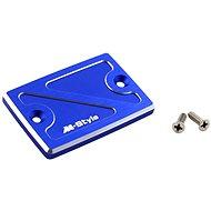 M-Style víčko nádobky brzdové kapaliny Yamaha - modré - Víčko nádobky brzdové kapaliny