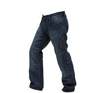 Spark Track, modré - Kalhoty na motorku