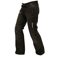Spark Metro, černé jeans - Kalhoty na motorku