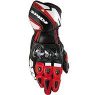 Spidi CARBO 3, (černé/bílé/červené) - Rukavice na motorku