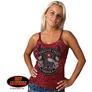 Hot Leathers Rocker - Motorcycle t-shirt