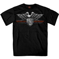 Hot Leather Brotherhood Eagle - Motorcycle t-shirt