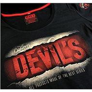 Devil's Girl Original - Moto triko