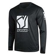 YOKO SCRAMBLE černá / bílá  - Motokrosový dres