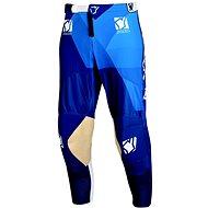 YOKO KISA modrá  - Kalhoty na motorku