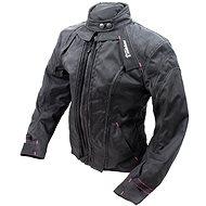 Cappa Racing STRADA textilní černá/růžová - Bunda na motorku