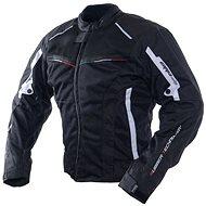 Cappa Racing RACING textilní černá - Bunda na motorku