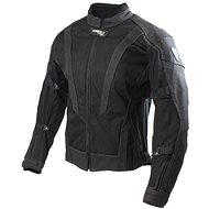 Cappa Racing SEPANG kůže/textil černá - Bunda na motorku