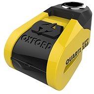 OXFORD Zámek kotoučové brzdy Quartz Alarm XA6 - Zámek na motorku