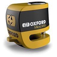 OXFORD Zámek kotoučové brzdy Micro XA5 - Zámek na motorku
